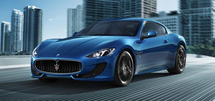 Maserati Granturismo Sport >> Backgrounds / Wallpaper
