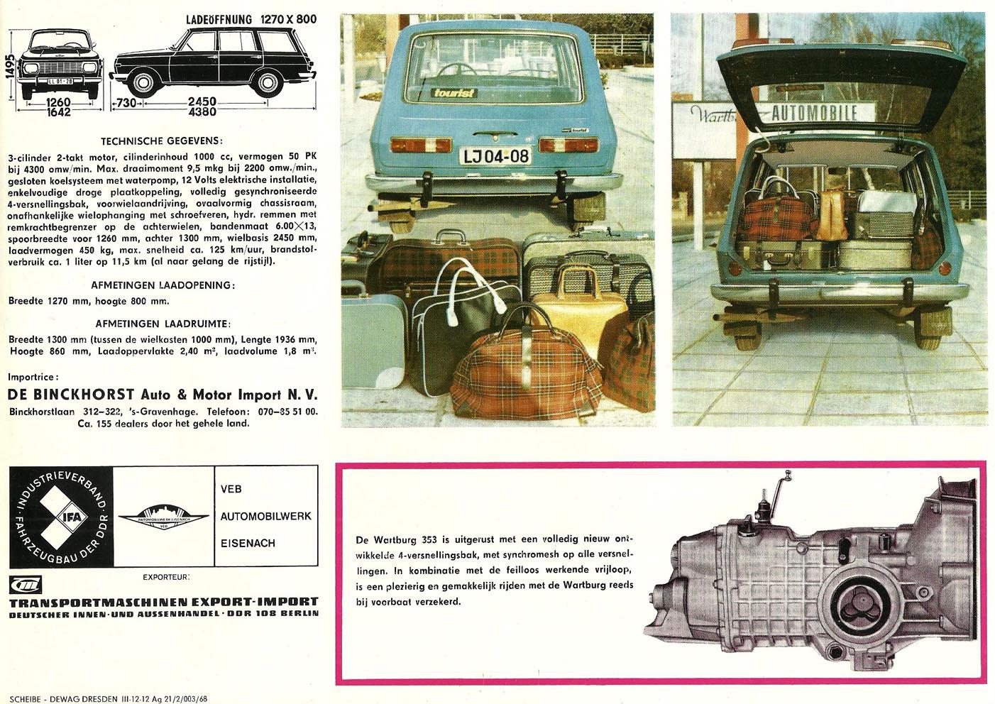 motor watburg 353
