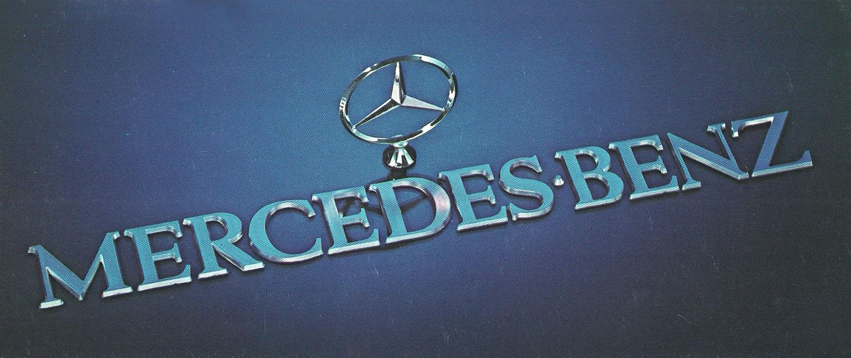 1975 Mercedes-Benz Mercedes Benz