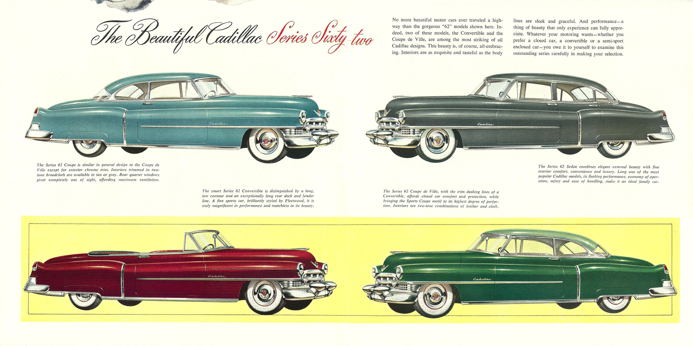 1954 Cadillac1955 Cadillac Sixty Special Fleetwood Image Photo 1951 Sedan Deville Hot Cars