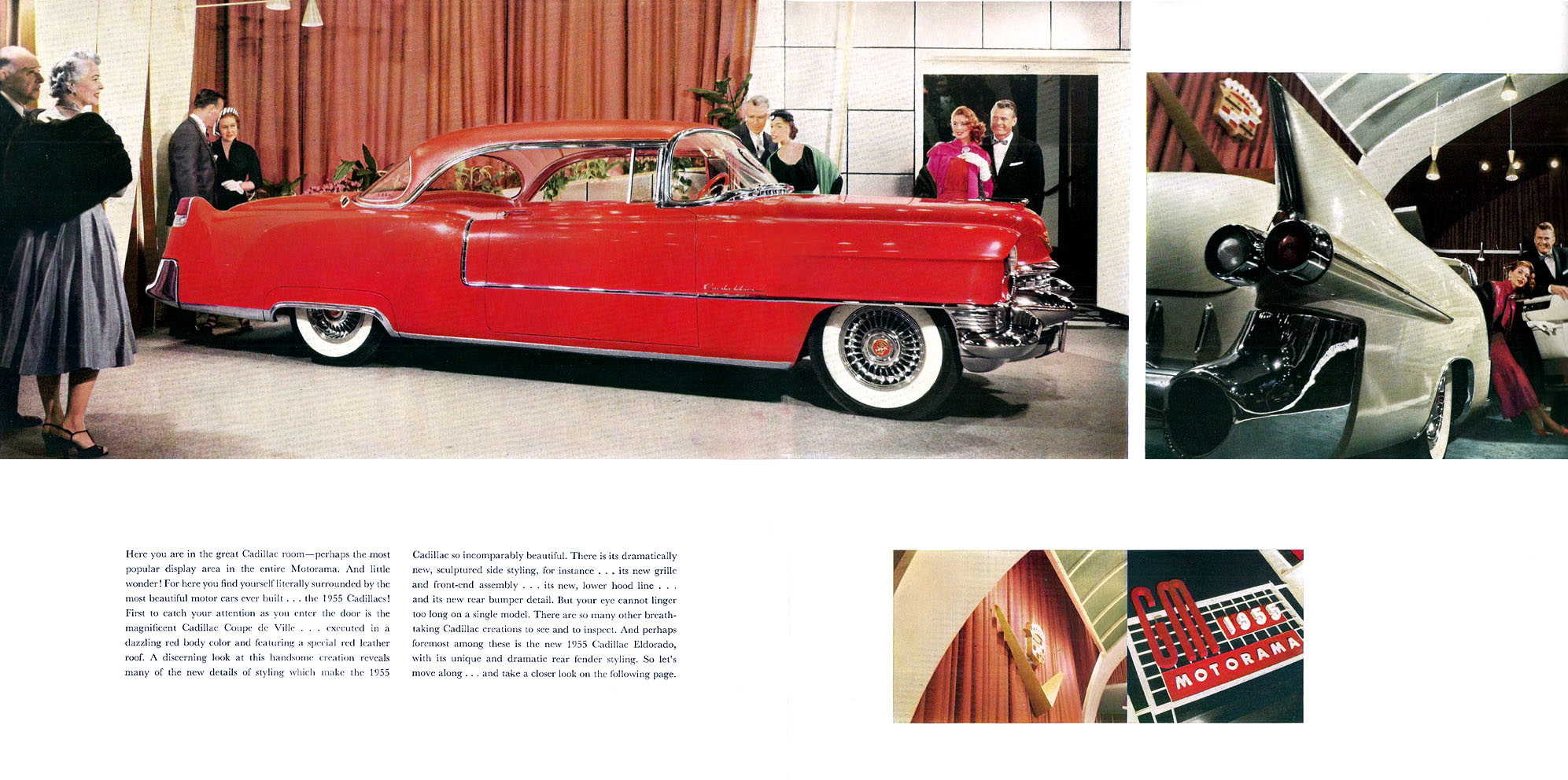 40 Years In A Barn 1955 Cadillac Coupe De Ville. Even If You Don't See Yourself Shaking Down The Good Citizens Of Your Neighborhood For Protection Money This Fat Cadillac Es With. Cadillac. 55 Cadillac Wiring Seat At Scoala.co