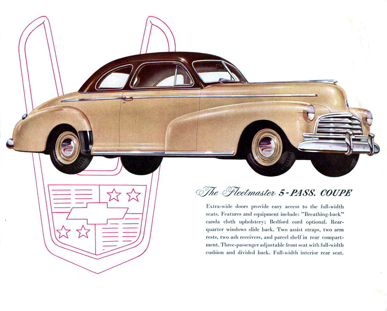 old car brochure – Old Car Brochure