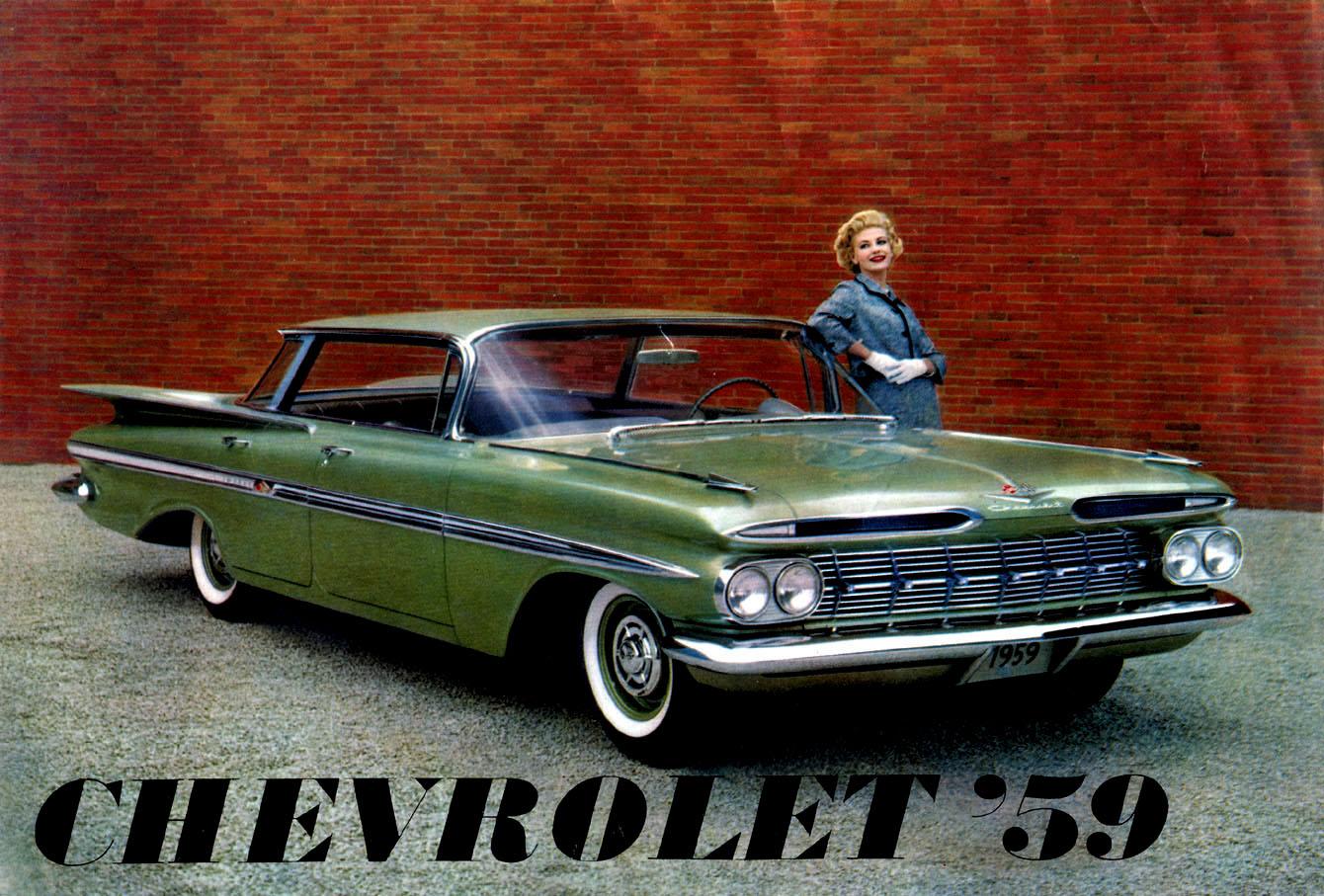 Chevy Impala Brochures Autos Post