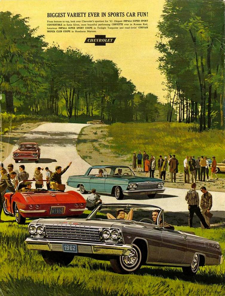 Classic Car Dealer Brochures