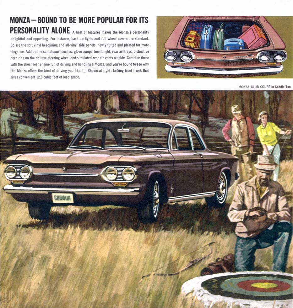 Image Result For Chevrolet Corvaira