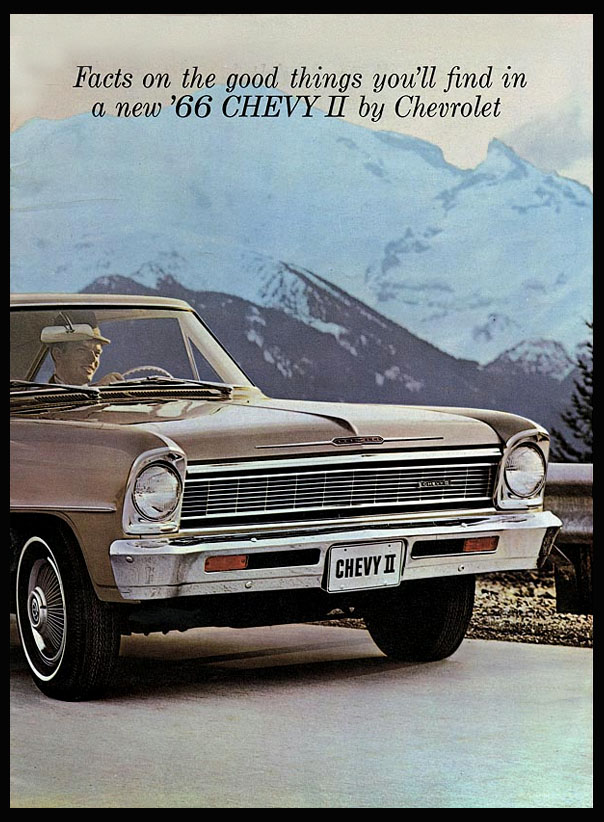 1966 CHEVROLET ACCESSORIES INSTALLATION MANUAL  SS