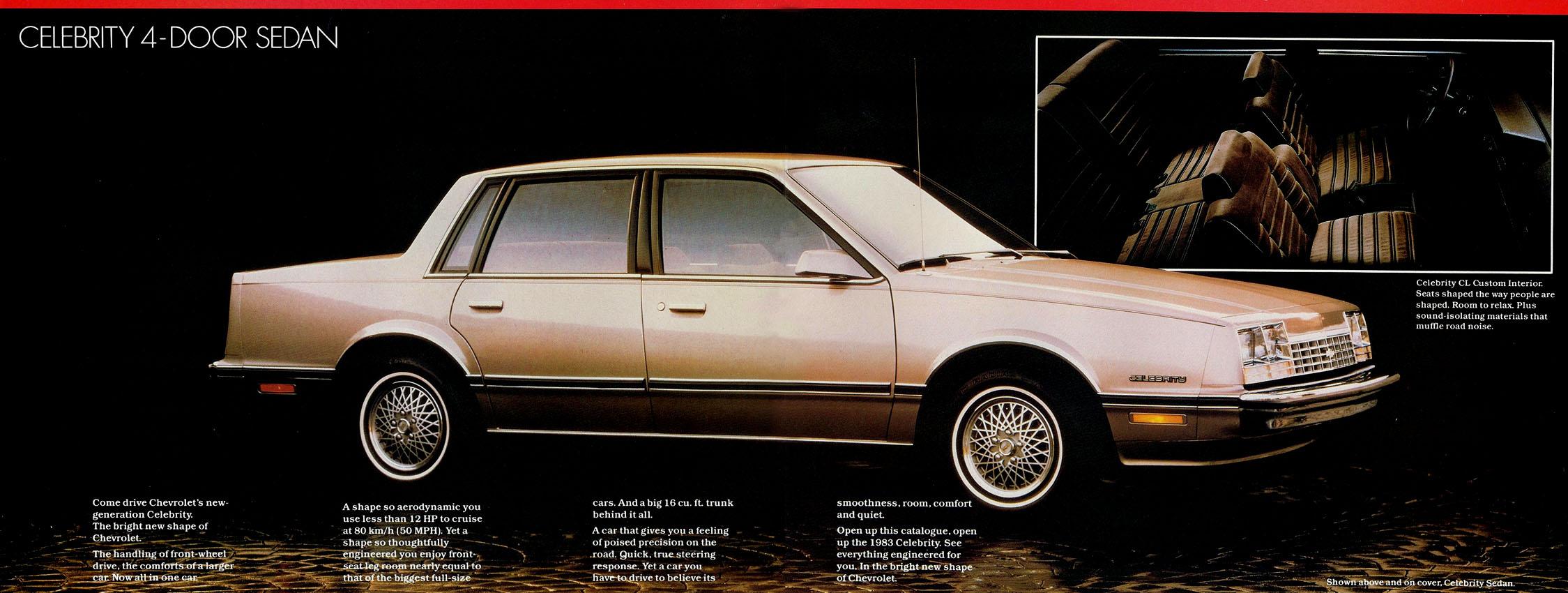 1985 Chevrolet Celebrity - Overview - CarGurus