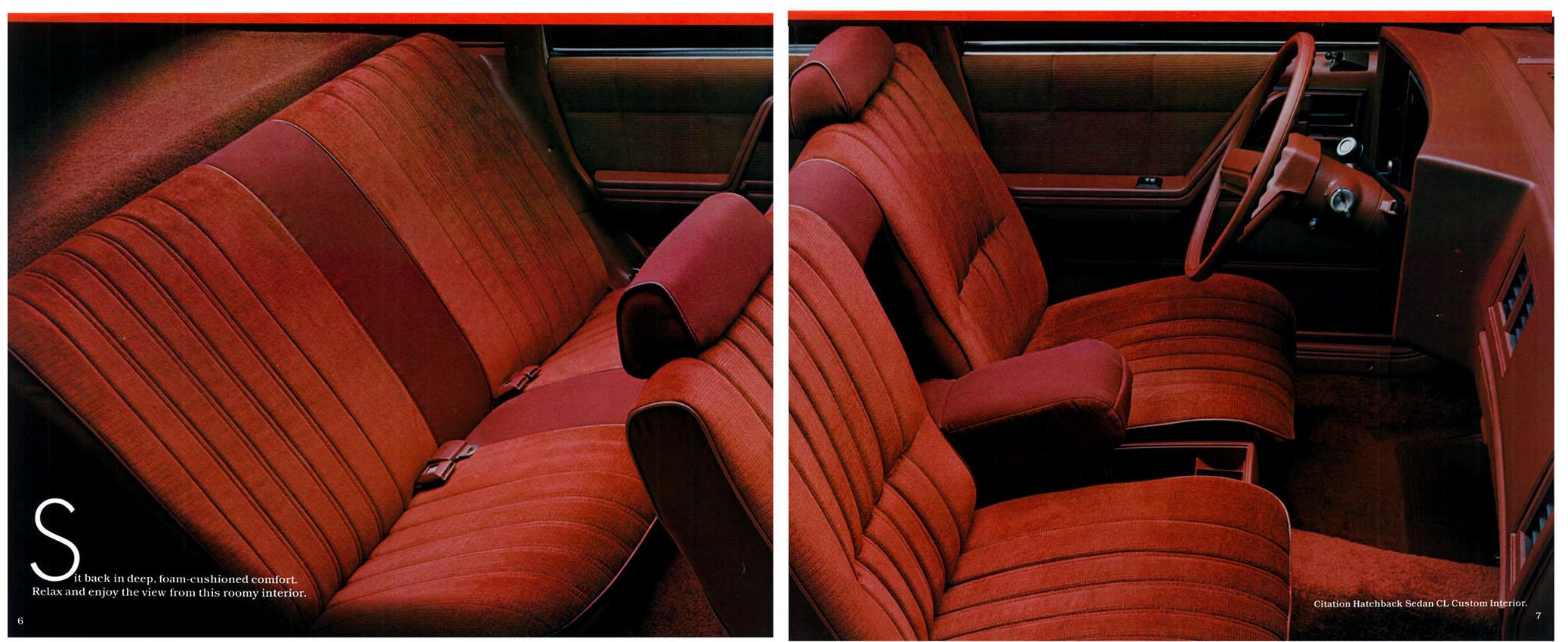 1983 Chevrolet Citation Chevrolet