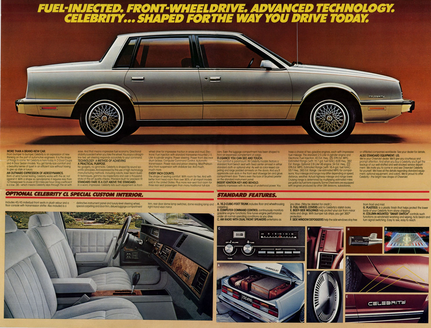 1982 Chevy Celebrity Commercial - YouTube