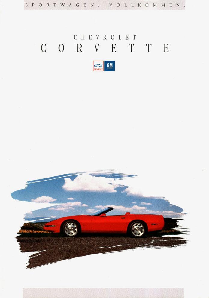 1994 Chevrolet Corvette Chevy