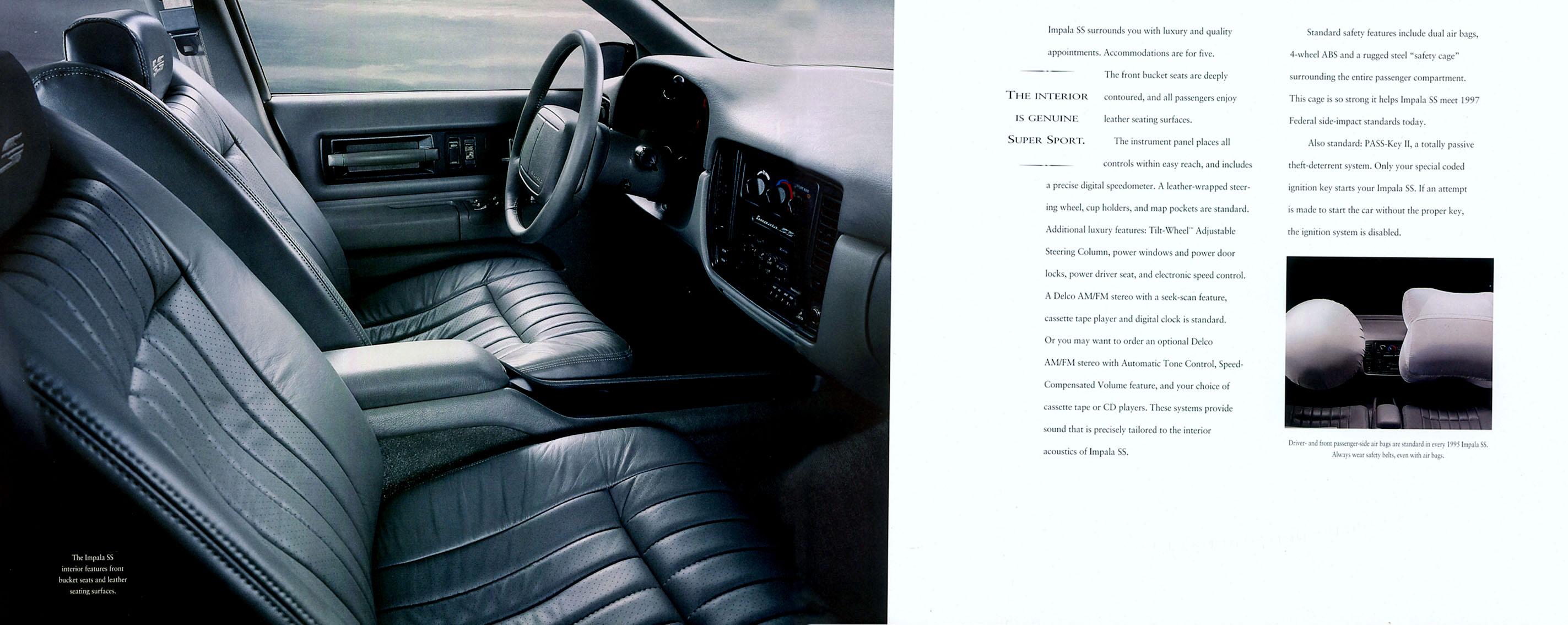 1995 Chevrolet Impala SS Chevy