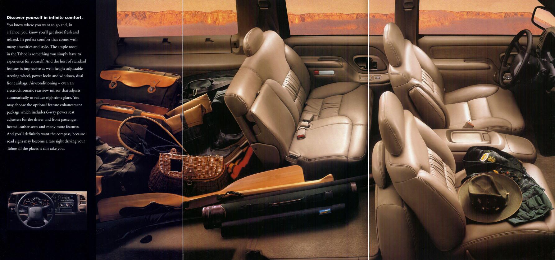 South Pointe Chevrolet Parts >> 1998 Chevy Tahoe/Suburban | Upcomingcarshq.com