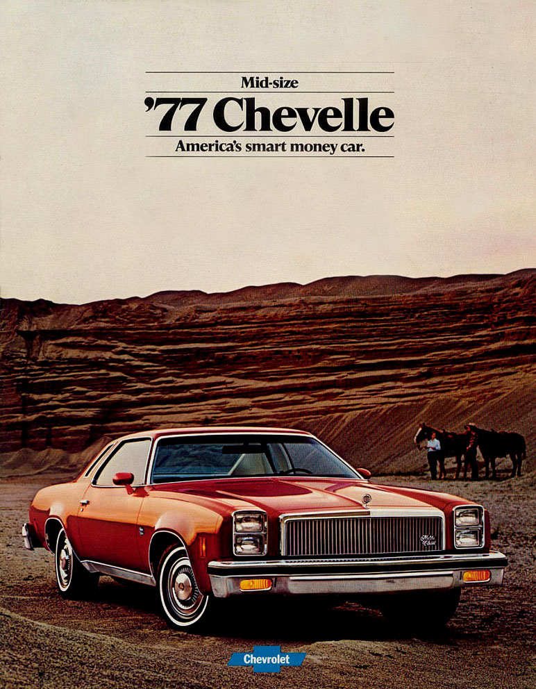 1977 Chevrolet Chevelle  Overview  CarGurus
