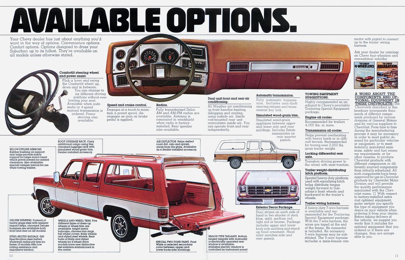I 77 Chevy >> 1978 Chevrolet Suburban