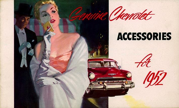 Chevy for Antique car decor