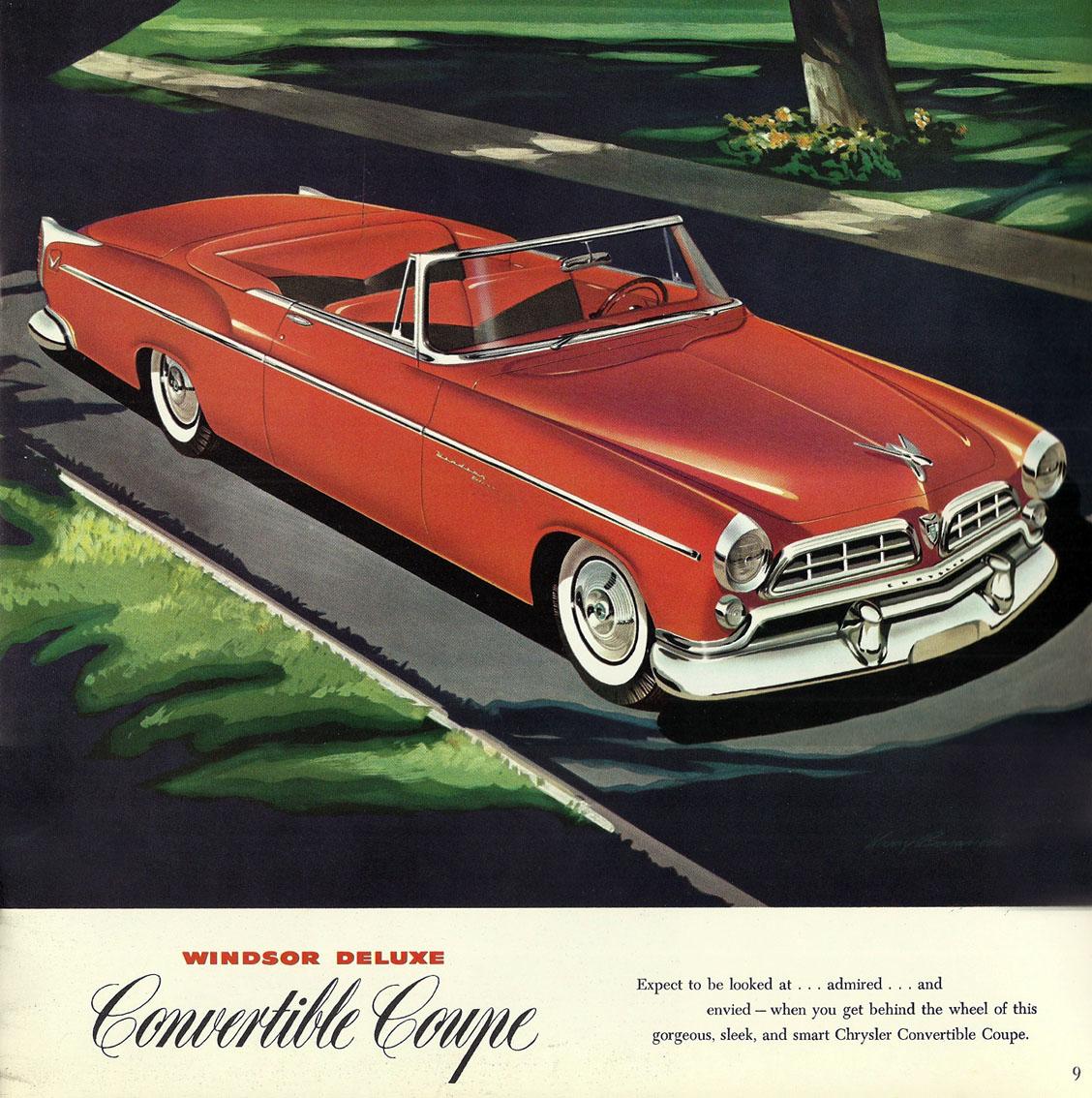 Hot Cars 1955 Chrysler Wiring Windsor
