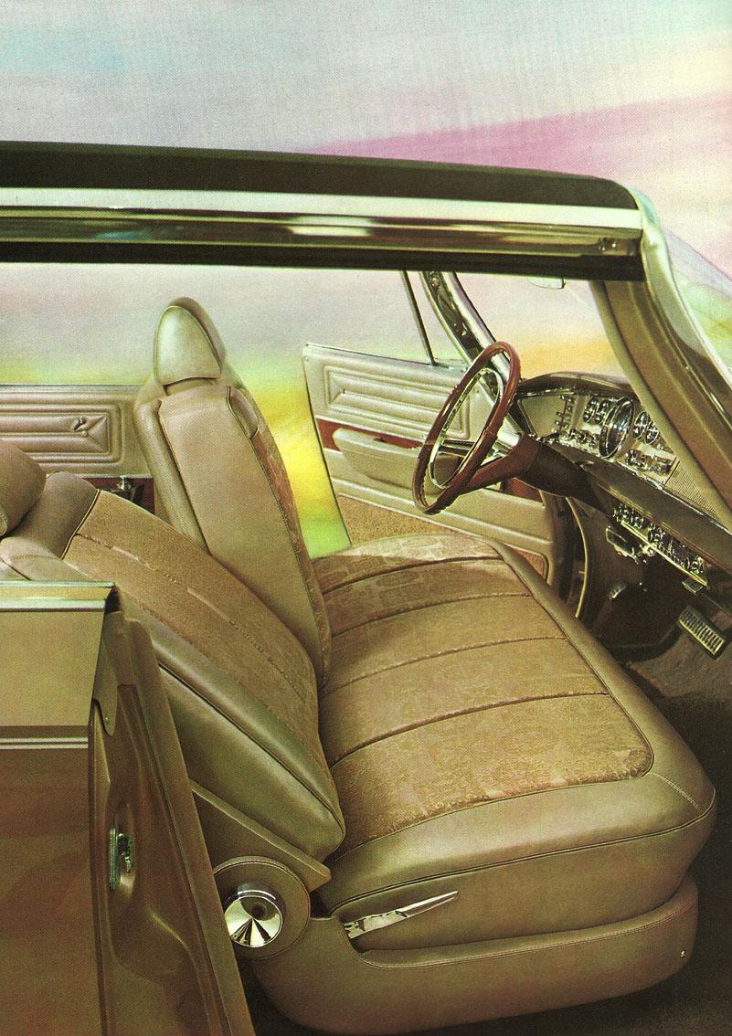 Hot cars for 1963 chrysler new yorker salon