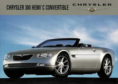 Chrysler 300 Convertible >> Hot Cars