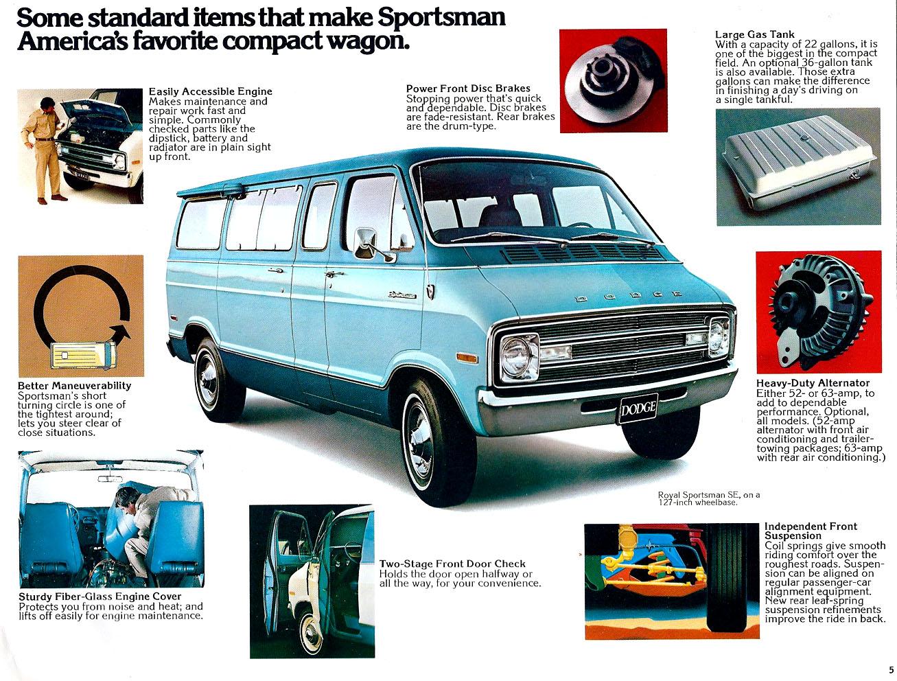 1976 dodge sportsman – 1970 Dodge Challenger