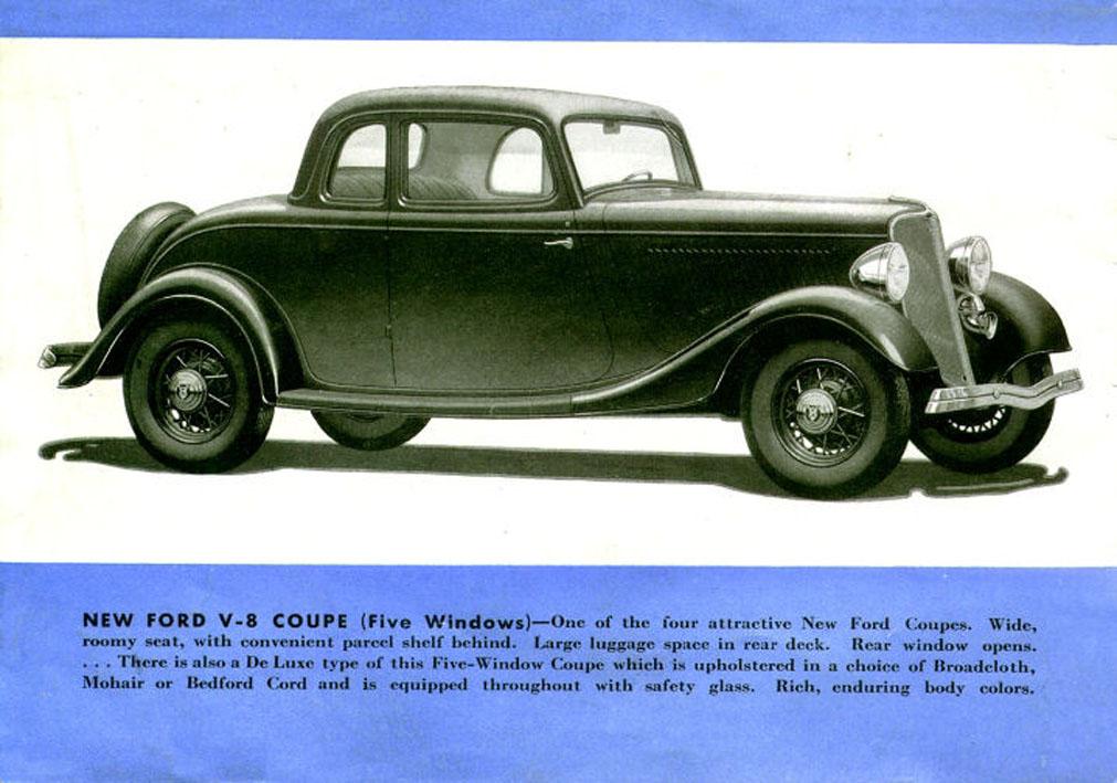 Old V Cars