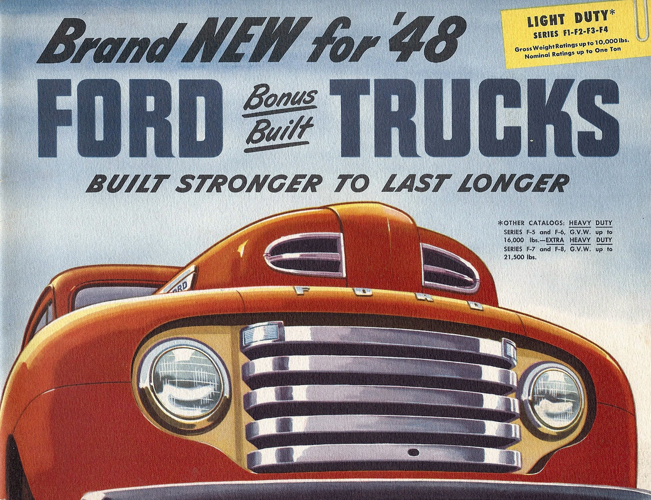 Hot Cars 1948 Ford Semi Truck A Contribution By Bryan Jones From Lisbon Connecticut Usa