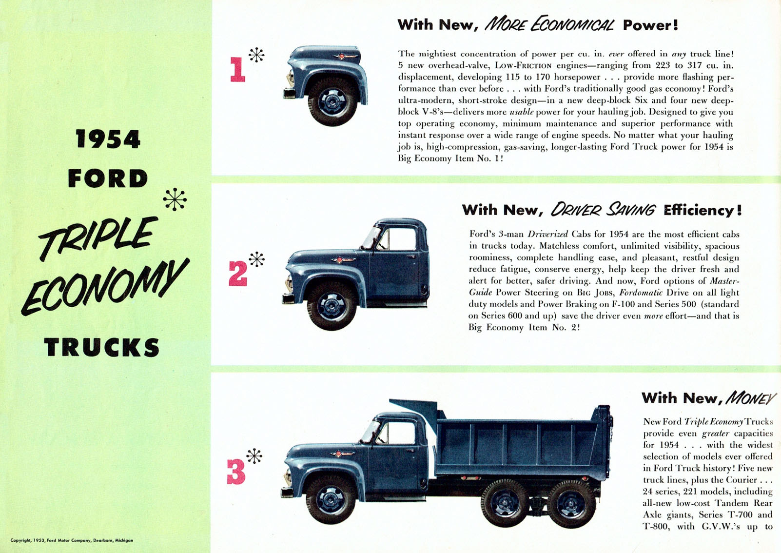 1954 Ford Truck Clip Art A Contribution By Trevor Poulsen Tocmp
