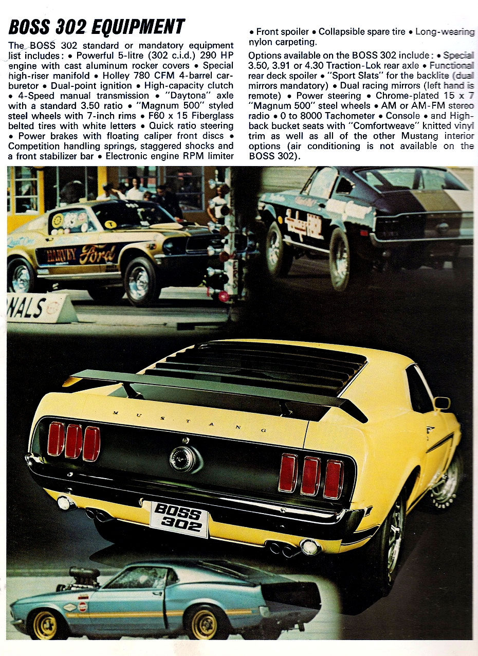 Ford mustang boss 302 model 1970 mad men art the 1891 1970 vintage advertisement art collection vintage cars ads advertising advertisement 1