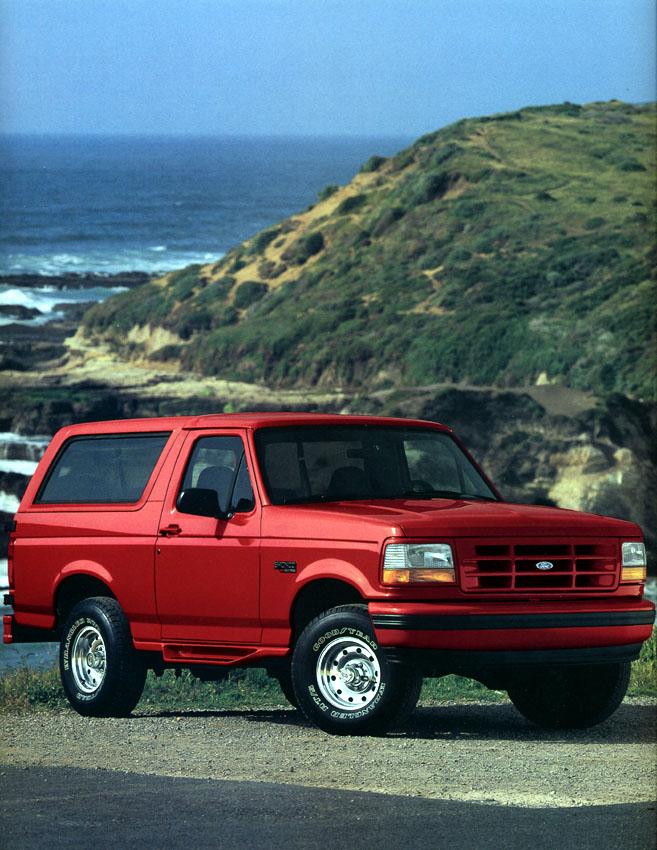 Low Air Volume Through Ac Vents 80 96 Ford Bronco Tech
