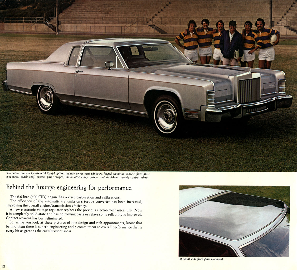 Lincoln Continental 1986 Town Car Electrical And Vacuum Troubleshooting Manual Http Lov2xlr8no Brochures 78lin Bilder 11