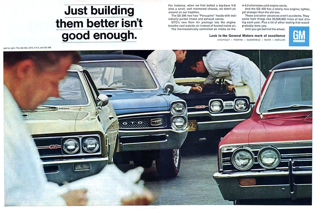 Tons Of Old Car Brochures & Ads - Turbobullet.Com