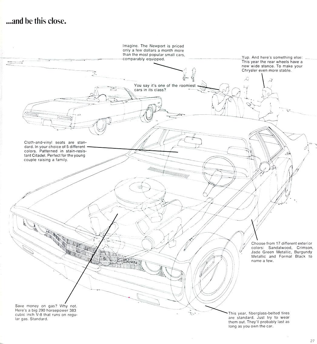 hot cars 1965 Chrysler Cars 1970 chrysler