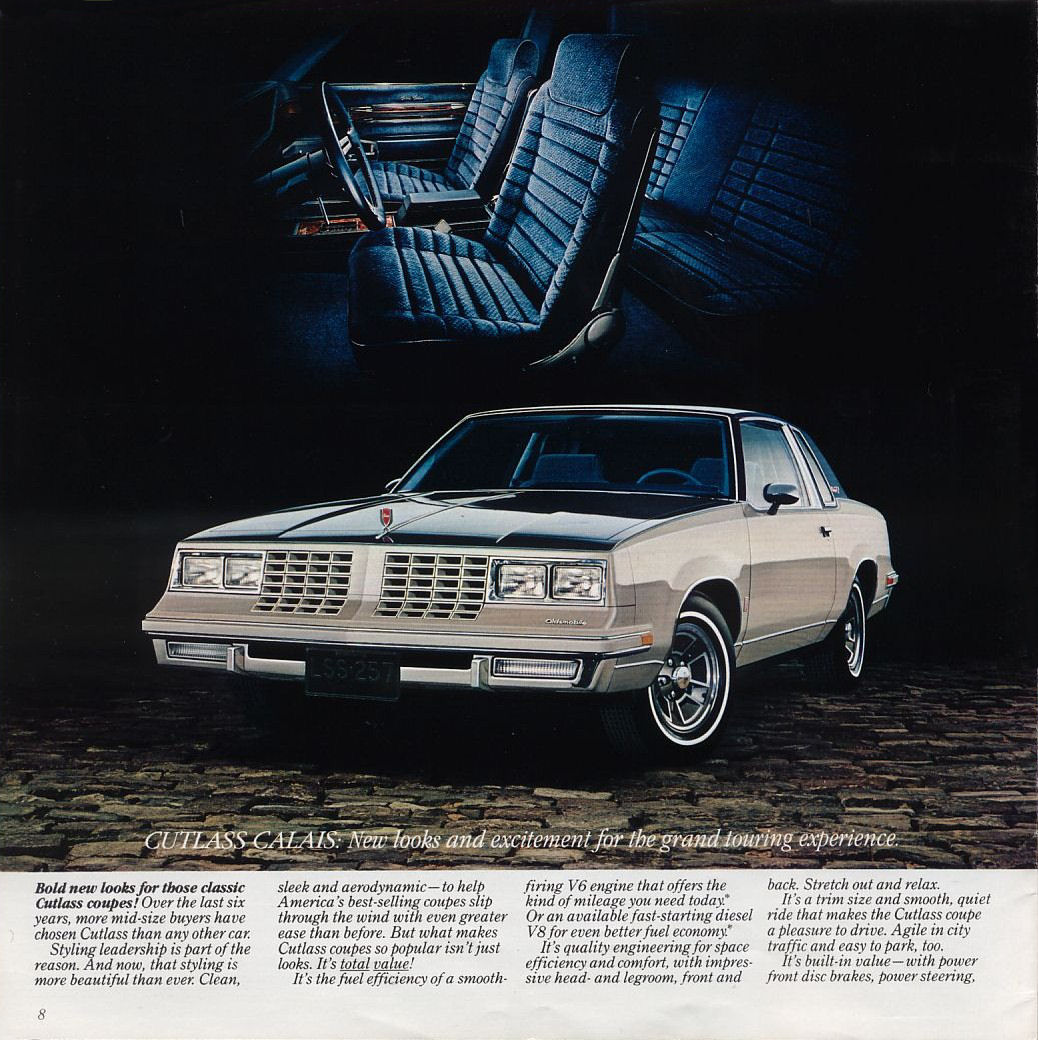 '85 Oldsmobile 442--Olds