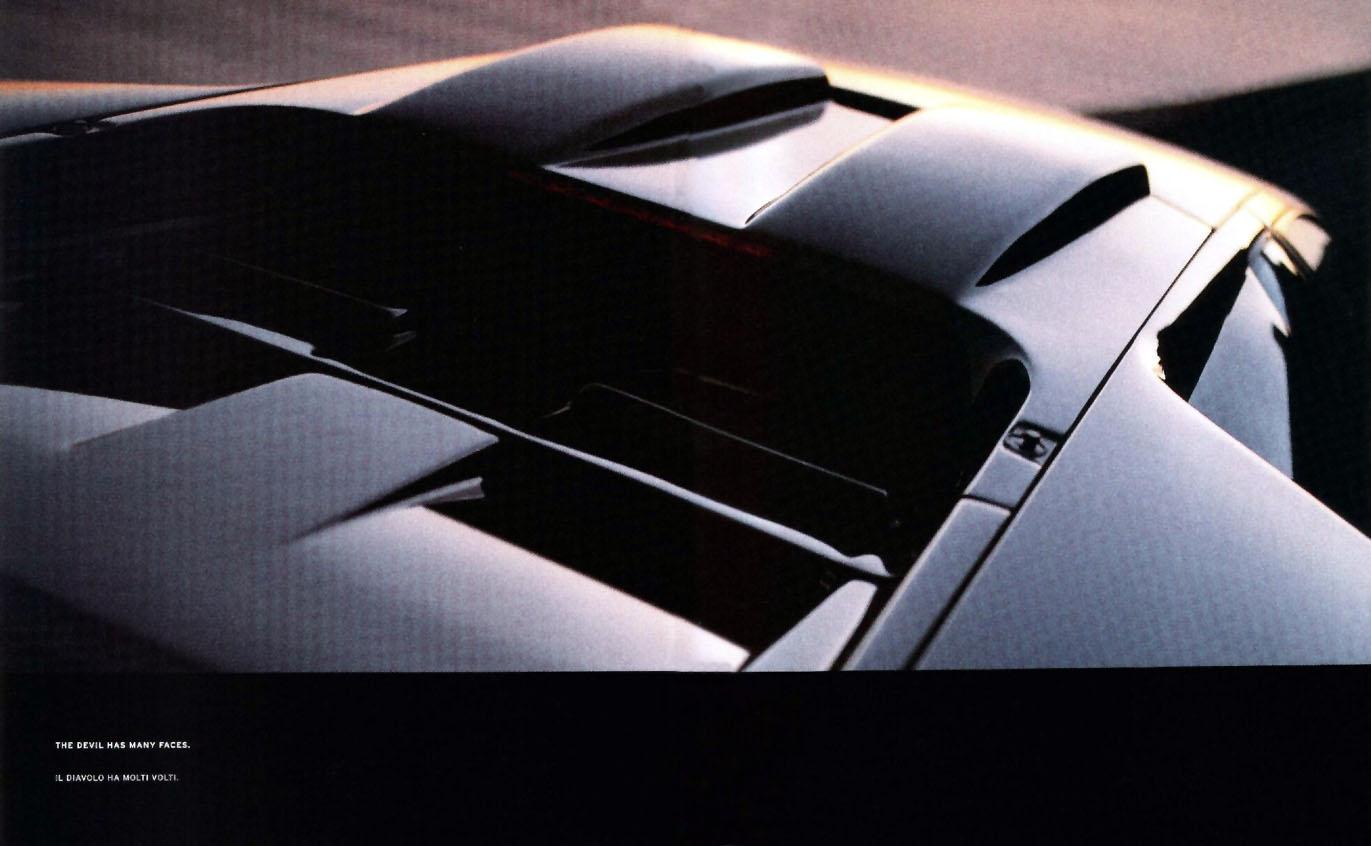 Lamborghini >> Auto Brochures