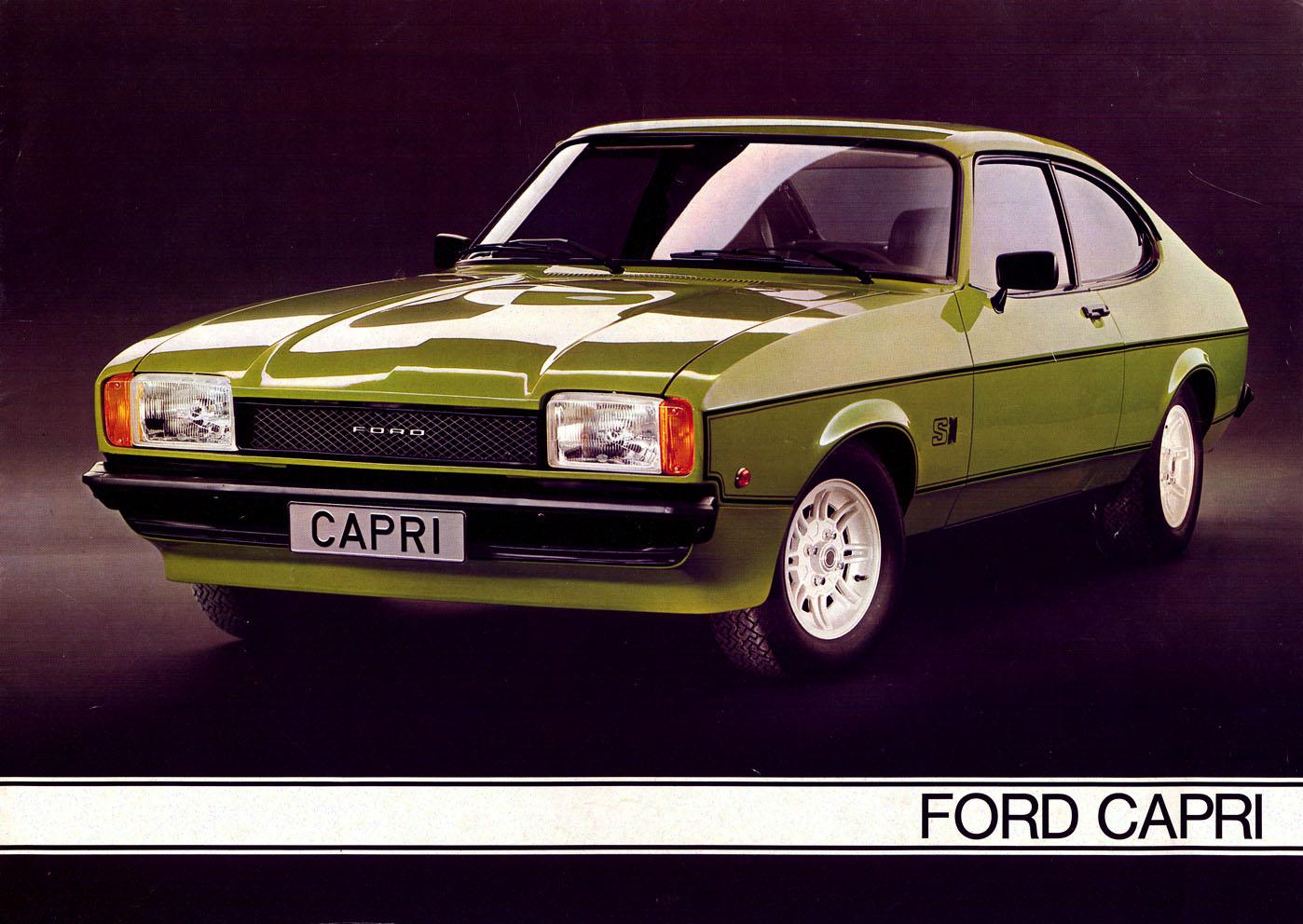 1976 capri