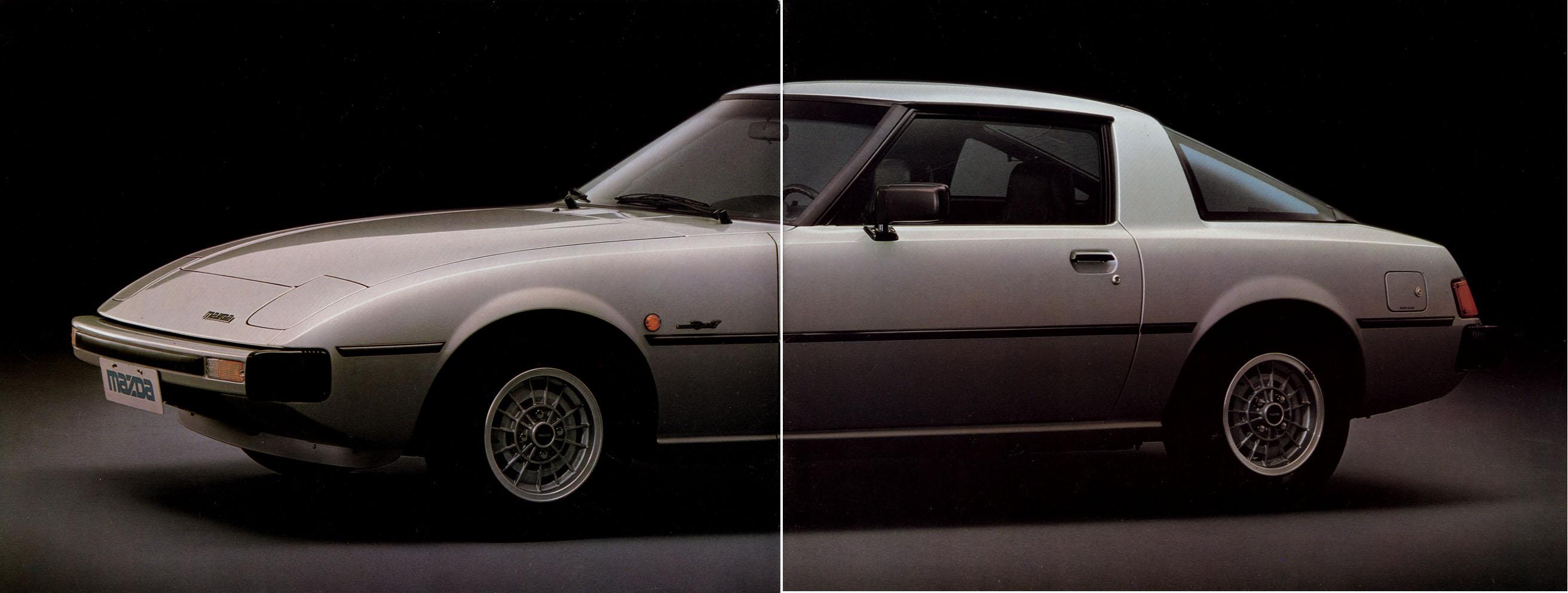 Mazda >> Auto Brochures