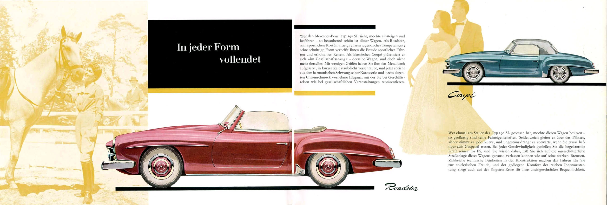 Mercedes Benz >> Auto Brochures