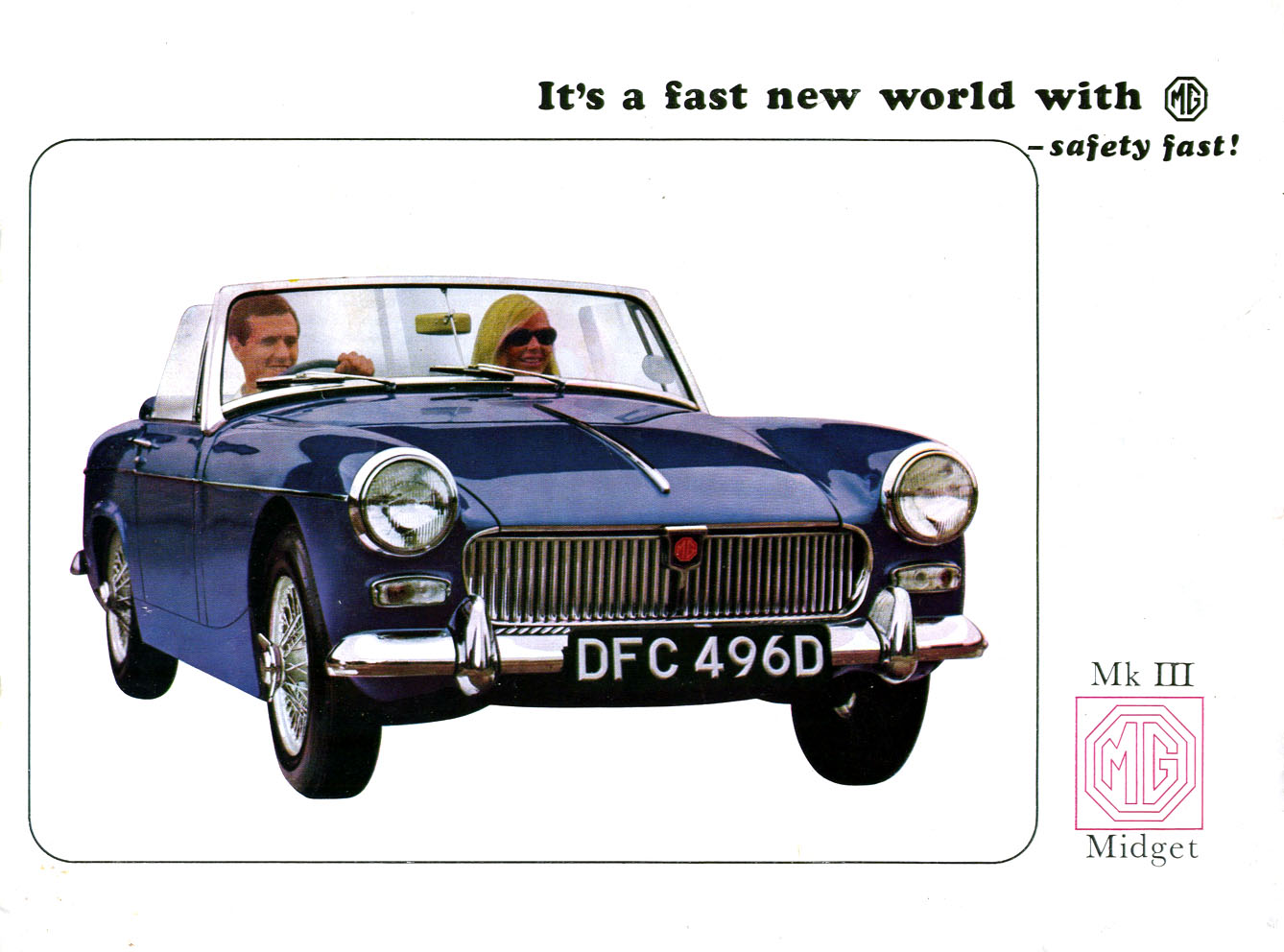 Mg midget brochure opinion