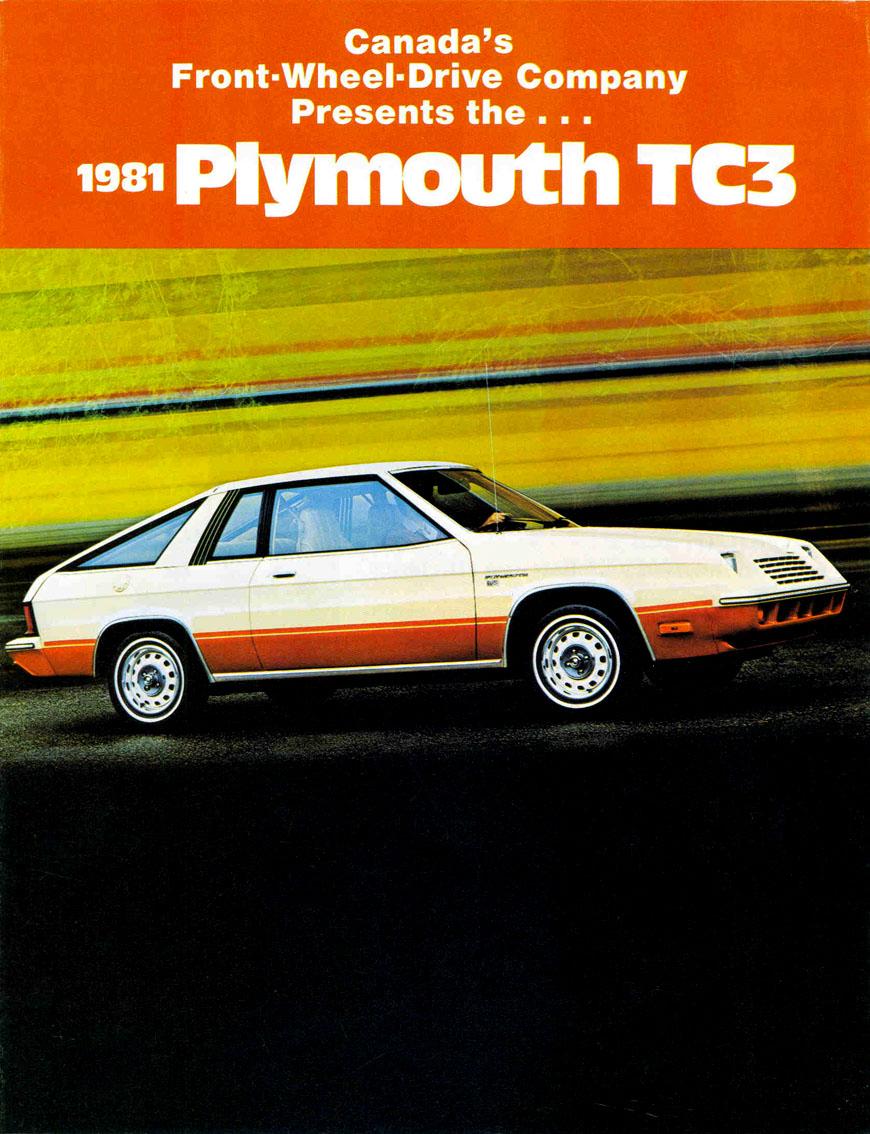 1981 plymouth tc3