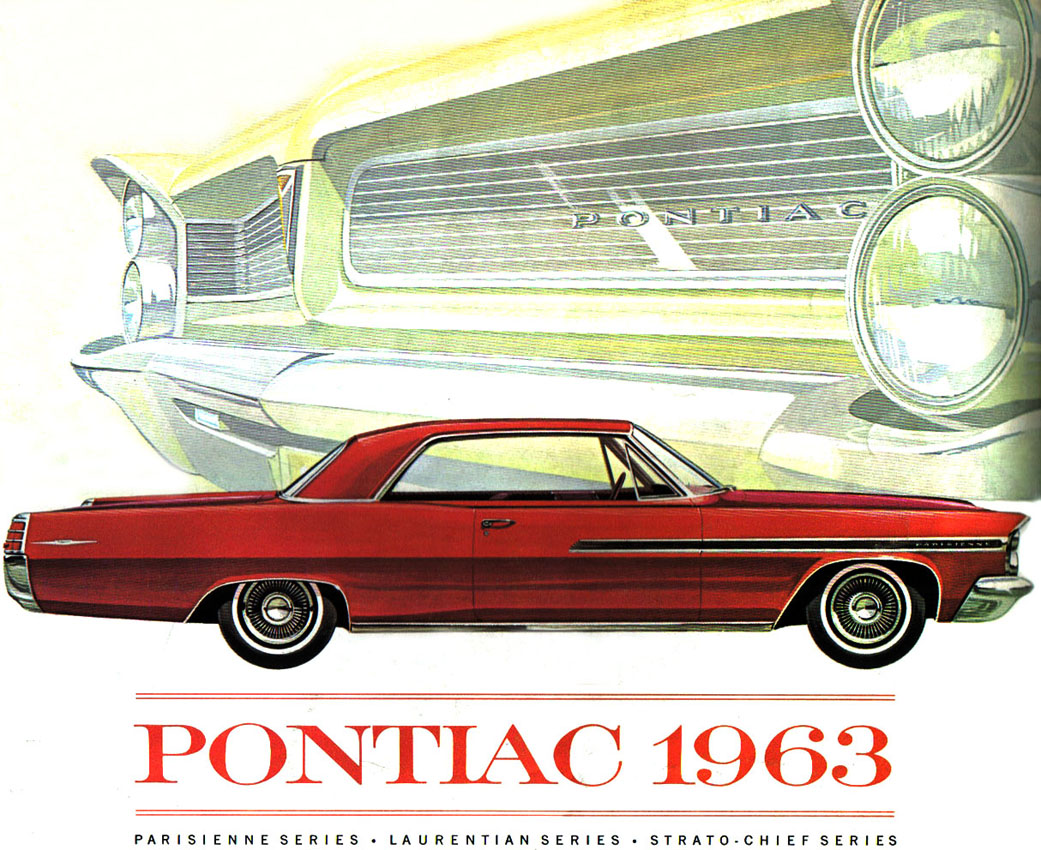 Old Pontiac Car Parts