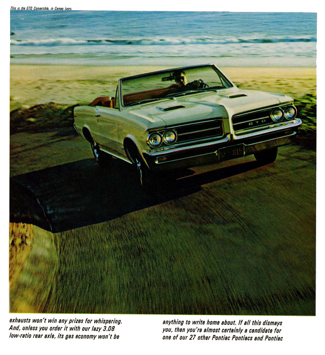Vwvortexcom The Pontiac V8 Engine A 60 Year Retrospect Big Block Engines In 1963 64 Cars Are Shown As Is Basically Facelifted 63 Introduced Sensationally Styled Full Sized With Trend Setting