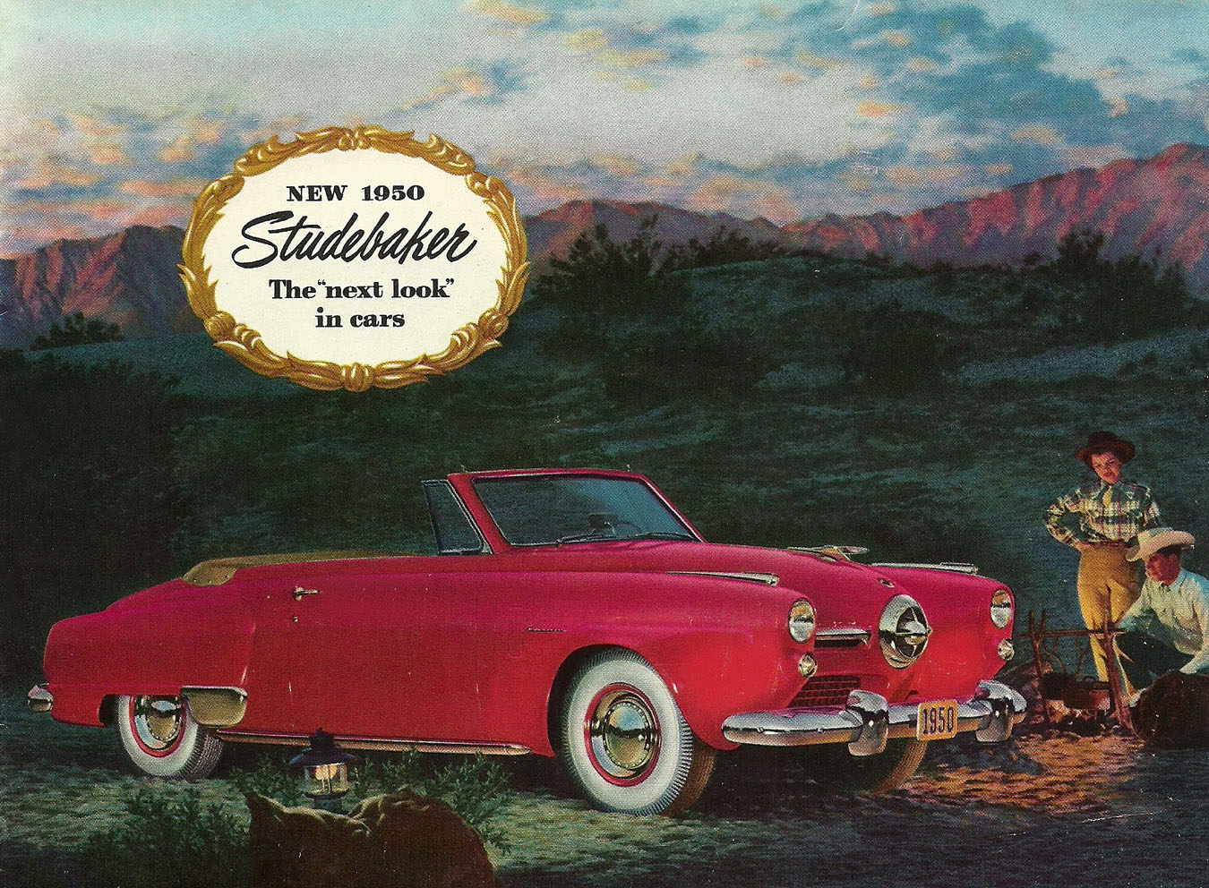 Old car brochures - Canadian