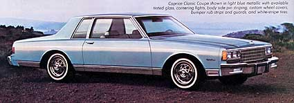 1983 chevy impala