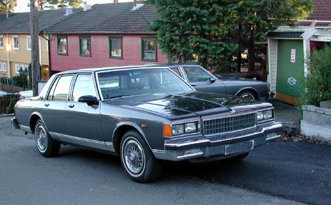 Chevrolet Caprice Clic
