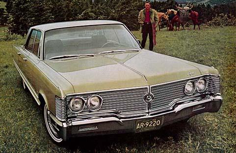 1966 Chrysler Imperial Crown. 1966 Chrysler Crown Imperial