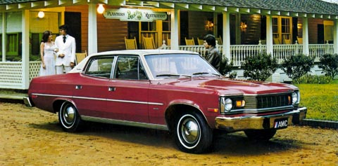 What Is A Sedan >> Amcars