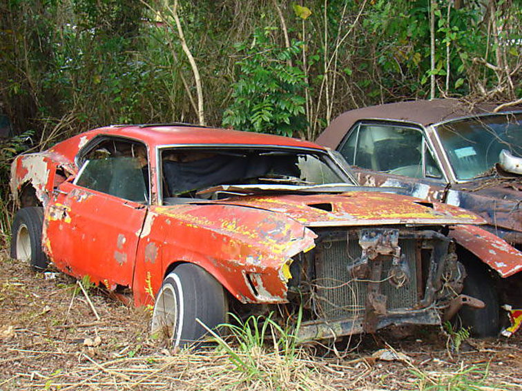 Old Muscle Cars For Sale Miami