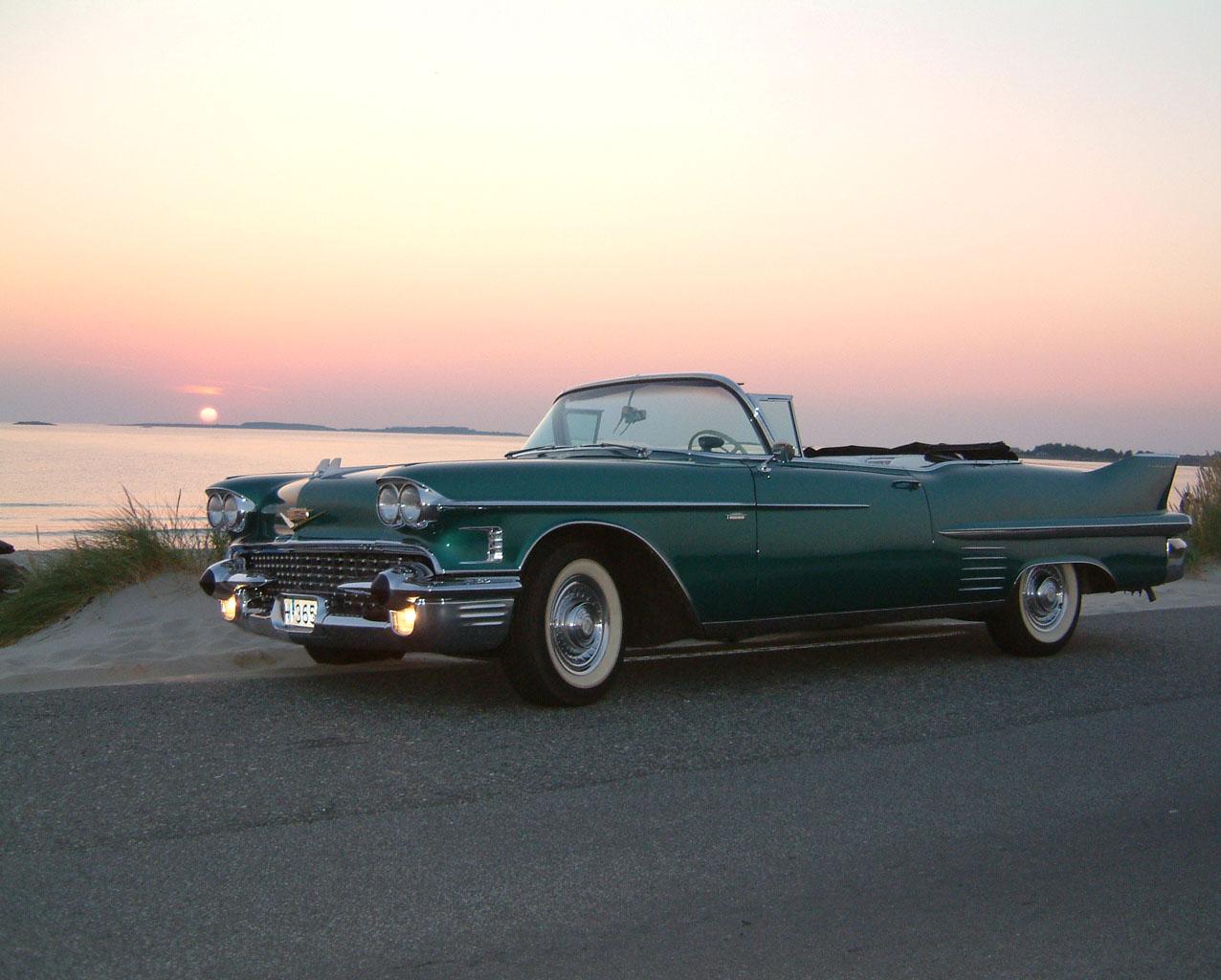 1958 Cadillac 1958 Cadillac