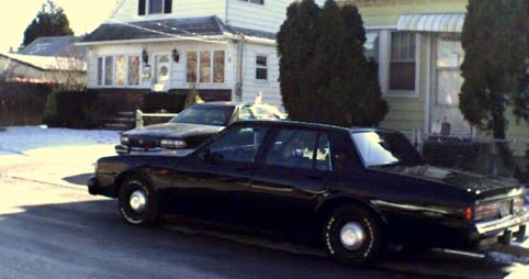 Chevy Caprice 1988 Owner: Bryan / Long Island, NY, USA.