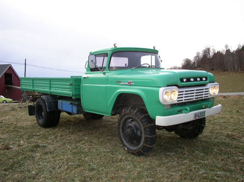 1959 Ford F100 4x4 For Sale Craigslist | Autos Weblog