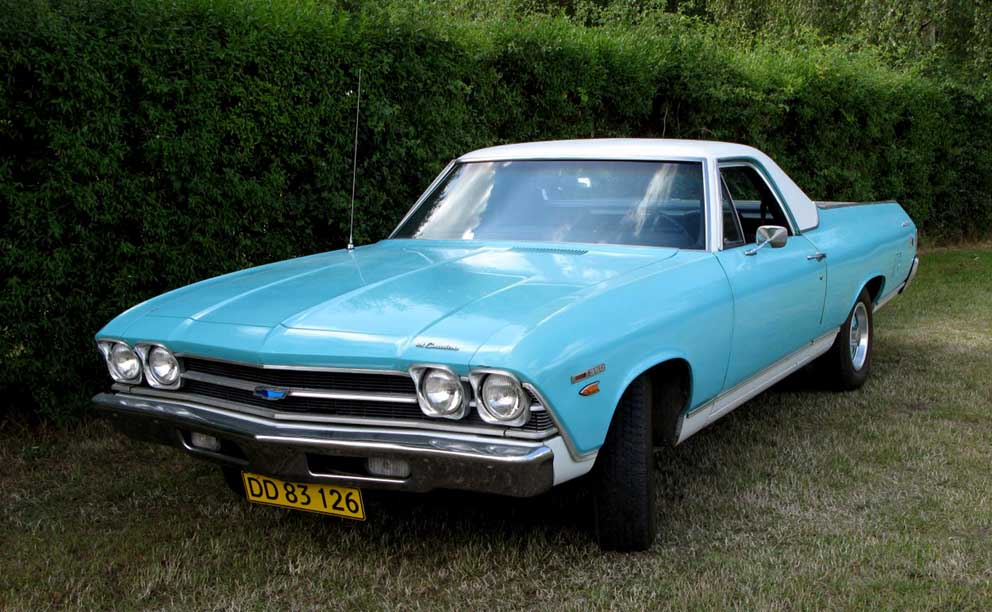 Chevy El Camino >> Hot Cars